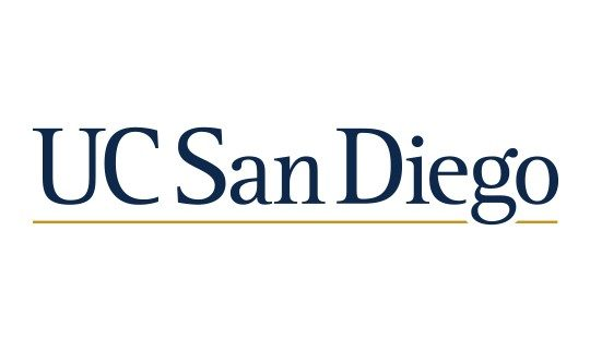 UC San Diego logo, a Viasat university research partner