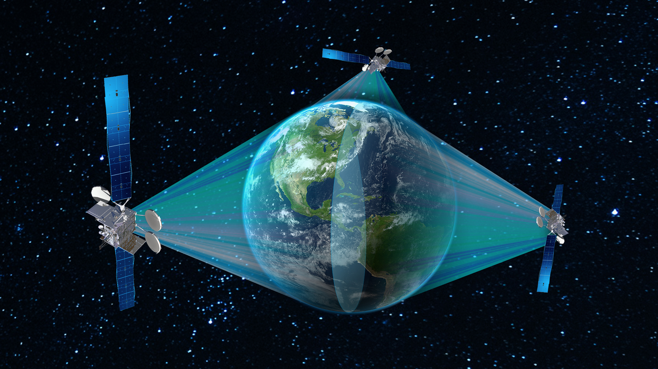 How It Works The Technology Behind Satellite Internet Viasat