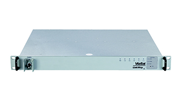 Product image of the Viasat LinkWays2 SATCOM modem
