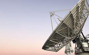 satellite systems antenna